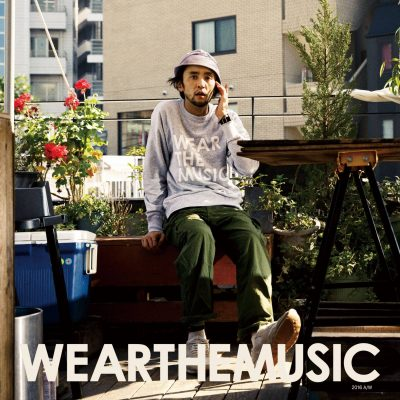 TOWER RECORDS WEARTHEMUSIC 2016A/W