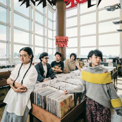 TOWER RECORDS 未来ノ和モノ CRCK/LCKS